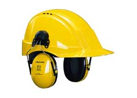 Orejera Peltor OPTIME I para casco - 1004 PC