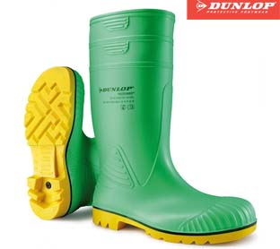 Bota S5 Riesgo Quimico DUNLOP ACIFORT HAZGUARD FULL SAFETY