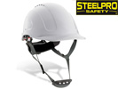 Casco MOUNTAIN ABS ruleta, arnes textil y barbuquejo. 2088-CMV