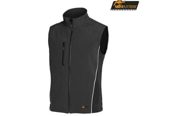 Chaleco softshell ISSA CUNNY Extreme 8882B