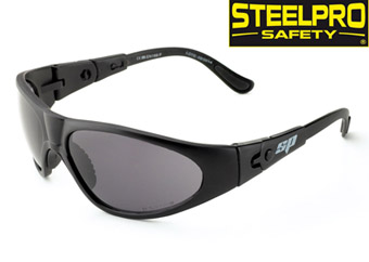 Gafa PATROL ocular gris patilla regulable longitud. 2188-GPG