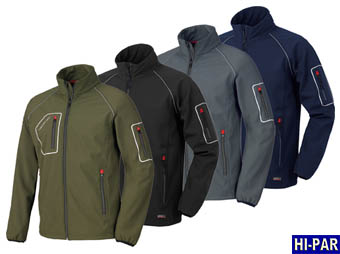 Softshell JUST Issa Line 04515N