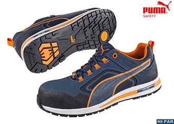 Zapatilla Puma CROSSTWIST LOW S3 HRO SRC  643100
