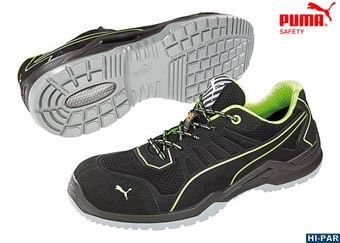 Zapatilla Puma FUSE TC GREEN LOW  S1P SRC 644210